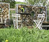 Projekte sitzplatz und sichtschutz naturnah garten for Sichtschutz gartensitzplatz